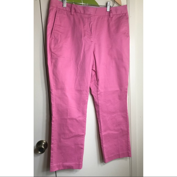0f34b1e4c0c0 Lands' End Pants | Lands End Pink Womens Mid Rise Nwt | Poshmark